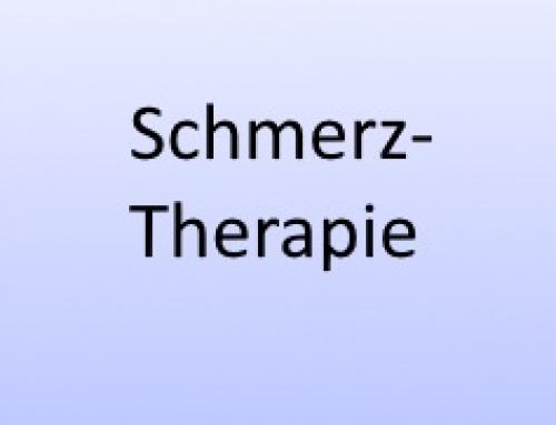 Durchbrüche in der Schmerz-Therapie
