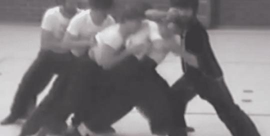 Kung Fu Schule Alan Baklayan